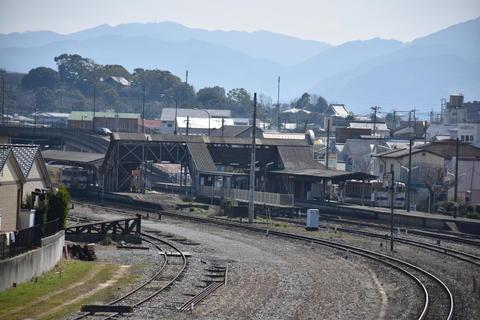 田川後藤寺駅