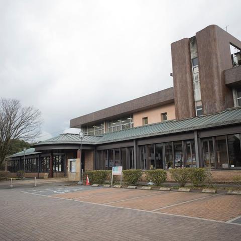 田川市立図書館