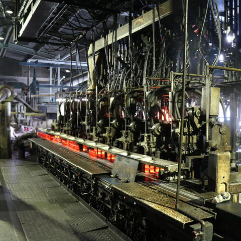 日本耐酸壜工業(株) 九州工場